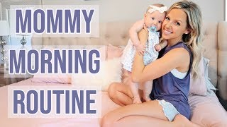 MOMMY SPRING 2019 MORNING ROUTINE // large family + stay at home mom