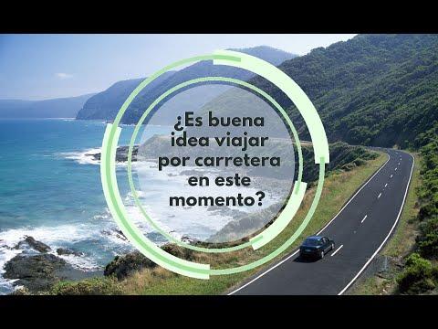 ¿Es buena idea viajar en carretera en este momento?