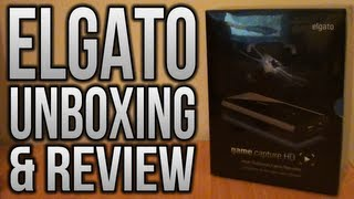 ELGATO GAME CAPTURE HD - Unboxing, Quality Test & HD PVR Comparison (Review)