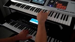 marko instrumental 7 8 korg pa600 roland fantom g6