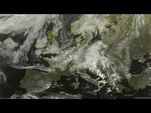 Weather Europe, Satellite Weather Europe, Weather Forecast