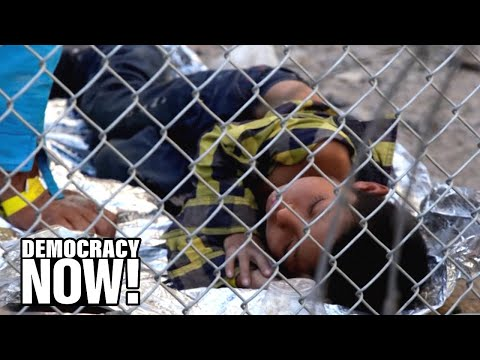 Au Texas, les conditions de détention d'enfants migrants suscitent l'indignation
