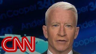 Cooper blasts Trump's rhetoric, false statements