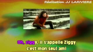 CELINE DION   ZIGGY I G JJ 1 Karaoké - Paroles