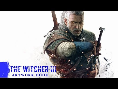 THE WITCHER III - THE ARTBOOK