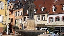 Homburg (Saar), Sehenswürdigkeiten der Kreisstadt des Saarpfalz-Kreises