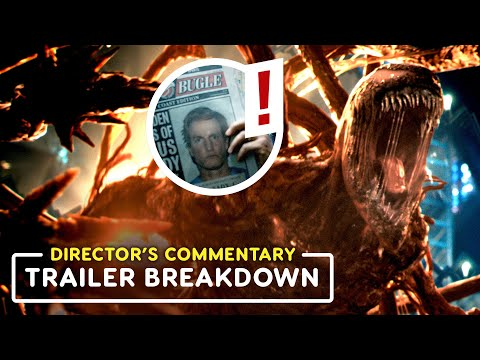 Venom: Let There Be Carnage - Exclusive Trailer Breakdown with Director Andy Serkis