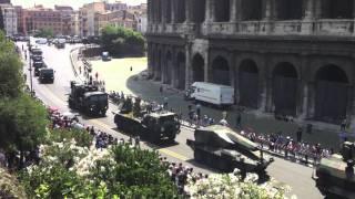 Festa della Repubblica - Parata del 2 Giugno 2011