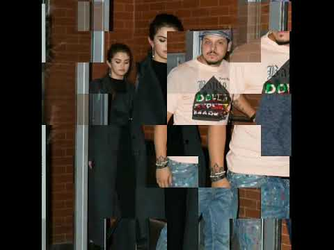 Selena Gomez leaving her apartment in New York City