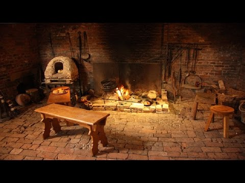 Medieval Music - Kitchen Hearth
