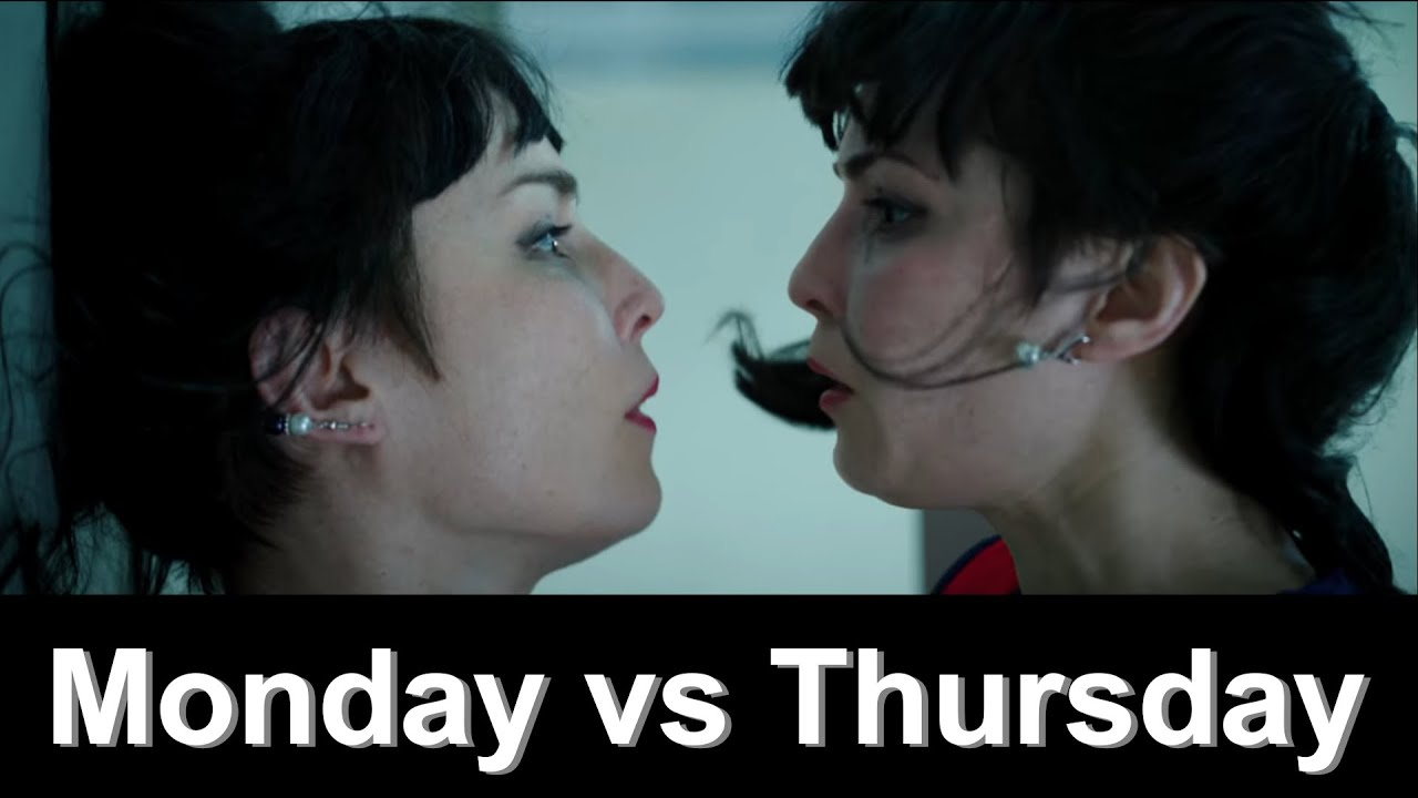 Download What Happened To Monday - Role Reversing Sisters
