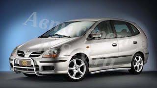 Обзор Nissan Almera Tino