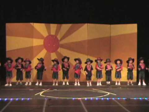 Cedar Crest Academy - Bellevue - Walkin' In The Sunshine