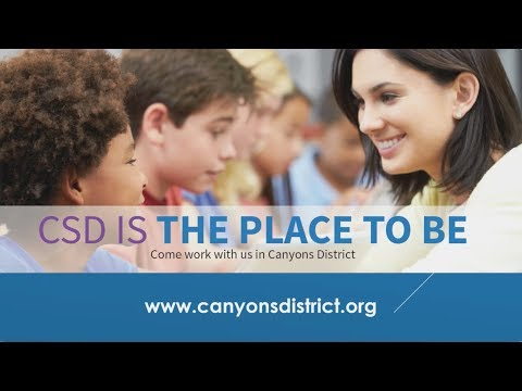 AAEE THIS IS US: Canyons School District; Sandy, UT