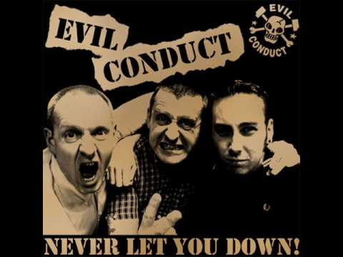 Evil Conduct Drink!