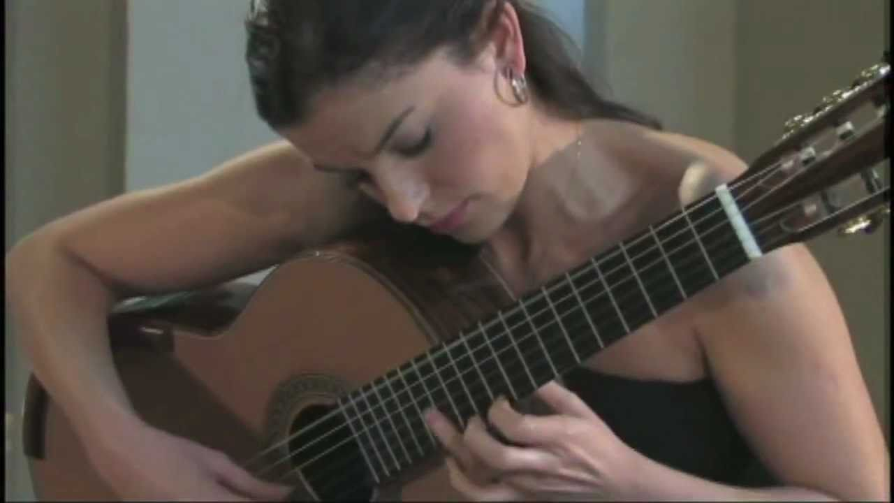 Ana Vidovic | Altiplanos (Pierre Bensusan) | HD