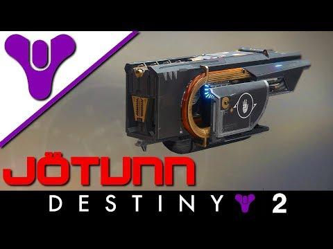 Destiny 2 Forsaken PvP - Jötunn Feuerball - Gameplay Deutsch thumbnail