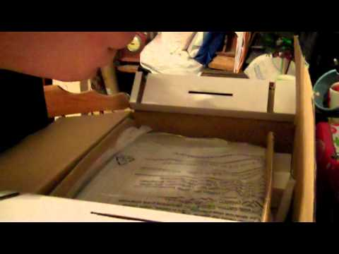 Unboxing Of Dynex Blu Ray Player