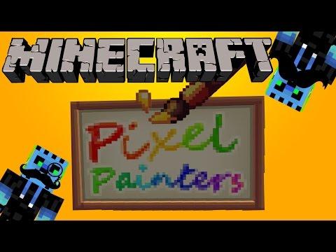 Minecraft Pixel Painters #5 - Il ritorno dell