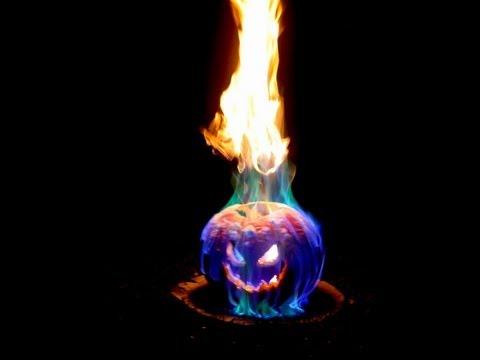 Flamethrower Pumpkin