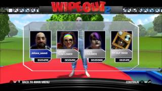 Wipeout 2 PS3 Episode 1