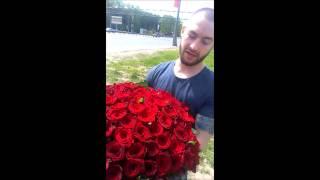 Отзыв о работе Службы доставки цветов и подарков