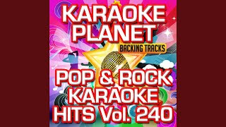 Put Your Hands Up (Karaoke Version With Background Vocals) (Originally Performed By Nerina Pallot)