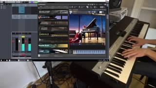 Wavesfactory Mercury - Princess Mononoke Piano Medley