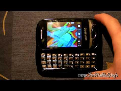 Recensione di Samsung Corby Pro B3410