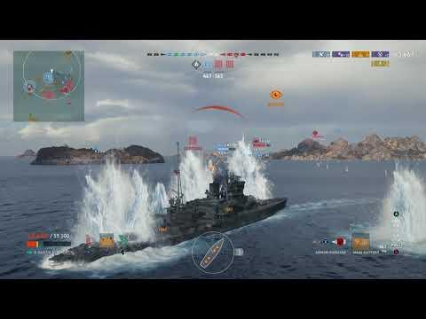 Meet The Queen Elizabeth! Tier 5 British Battleship! (World of Warships  Legends Xbox One X)