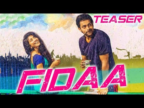 Fidaa (2018) Official Hindi Dubbed Teaser | Varun Tej, Sai Pallavi, Sai Chand