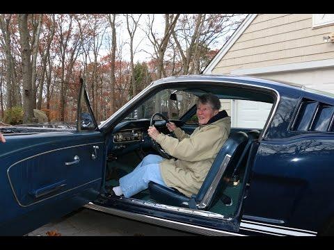 1965 Mustang Fastback For Sale~289~4 Speed~Caspian Blue~Original Owner