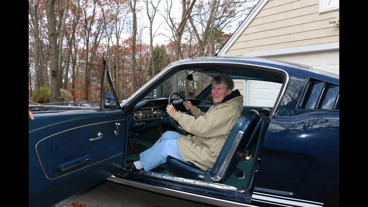 1965 Mustang Fastback For Sale2894 SpeedCaspian BlueOriginal Owner