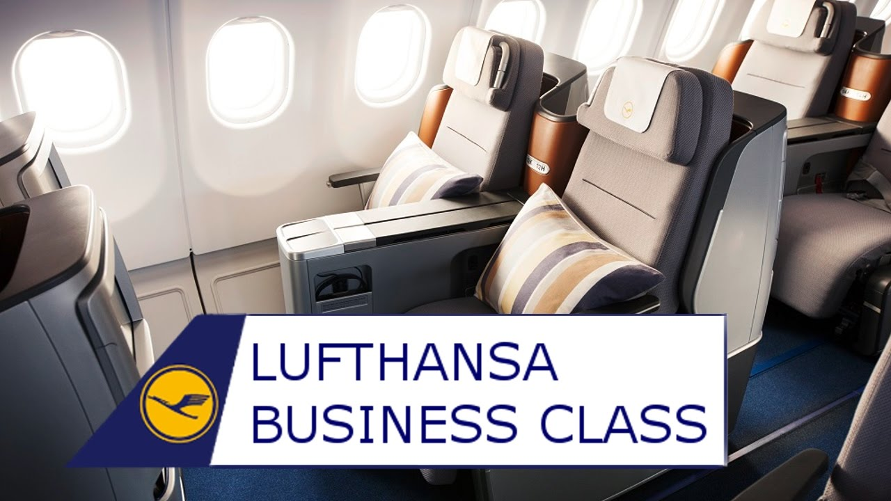 Business class on lufthansa a340 600 muc shanghai youtube for Interieur airbus a340 600