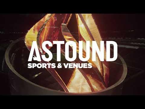Le groupe ASTOUND, innovateur en matière d'expériences de marque, lance ASTOUND Sports & Venues