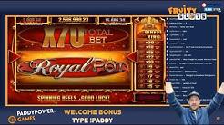 New Viz Jackpot King Exclusive Played At Paddy Power + Big Bonus Hunt!