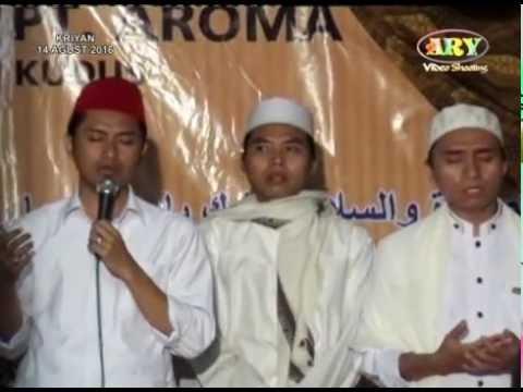 Kenduri Syafa'at ; Kirap Merah Putih Dan Sholawat Asnawiyah Oleh Gus Apang