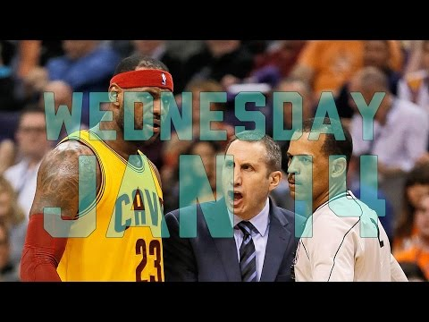 NBA Daily Show: Jan. 14 – The Starters