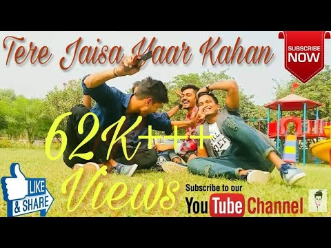 tere-jaisa-yaar-kahan-heart-touching-friendship-is-better-than-love