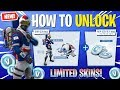 HOW TO GET THE KOREAN ALPINE ACE SKI SKIN FOR FREE IN FORTNITE. *(Limited time only)* READ DESC