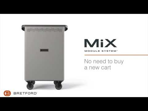 Bretford | MiX Module System™ for Apple Devices