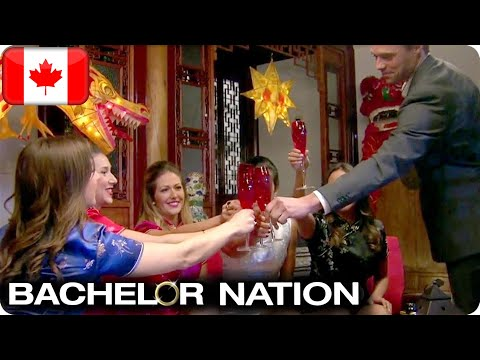 Will Anyone Get A Rose At The Chinese Gardens? | The Bachelor CA