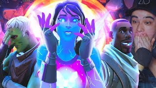 Fortnite-PARALLEL REALITIES-CLEITO E ROBSON EP. 12