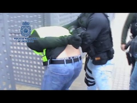 Detidos por simular ser gardas civís para atracar narcos e empresarios