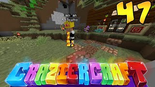 "Minecraft Crazier Craft #47 ""GIFT FROM LACHLAN!!"""