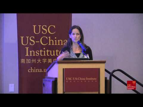 Teresa Wright - Discussant For Politics: The Chinese Party