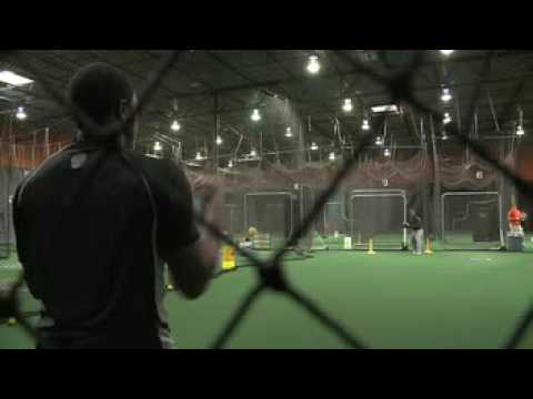 Baseball Training (Tim Beckham, #1 MLB pick, 2008)