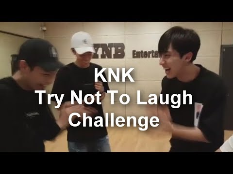 KNK Try Not To Laugh Challenge