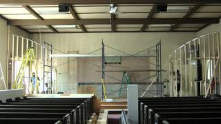 Ottawa Holy Korean Martyrs Parish Remodelling Interior Design Project