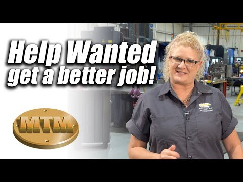 Work in Manitowoc,  job openings – help wanted Manitowoc Tool